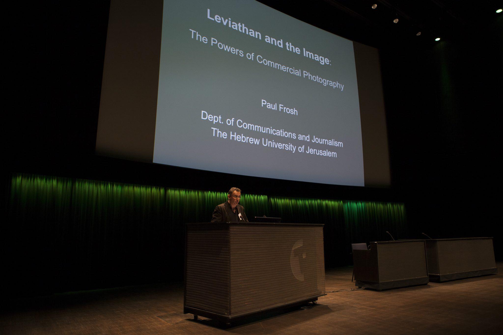 Keynote 2014 – Paul Frosh