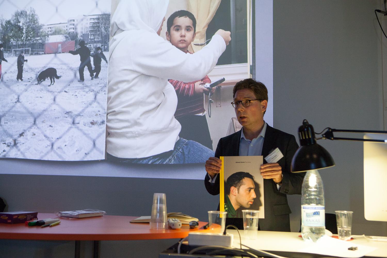 Niclas Ostlind presentation