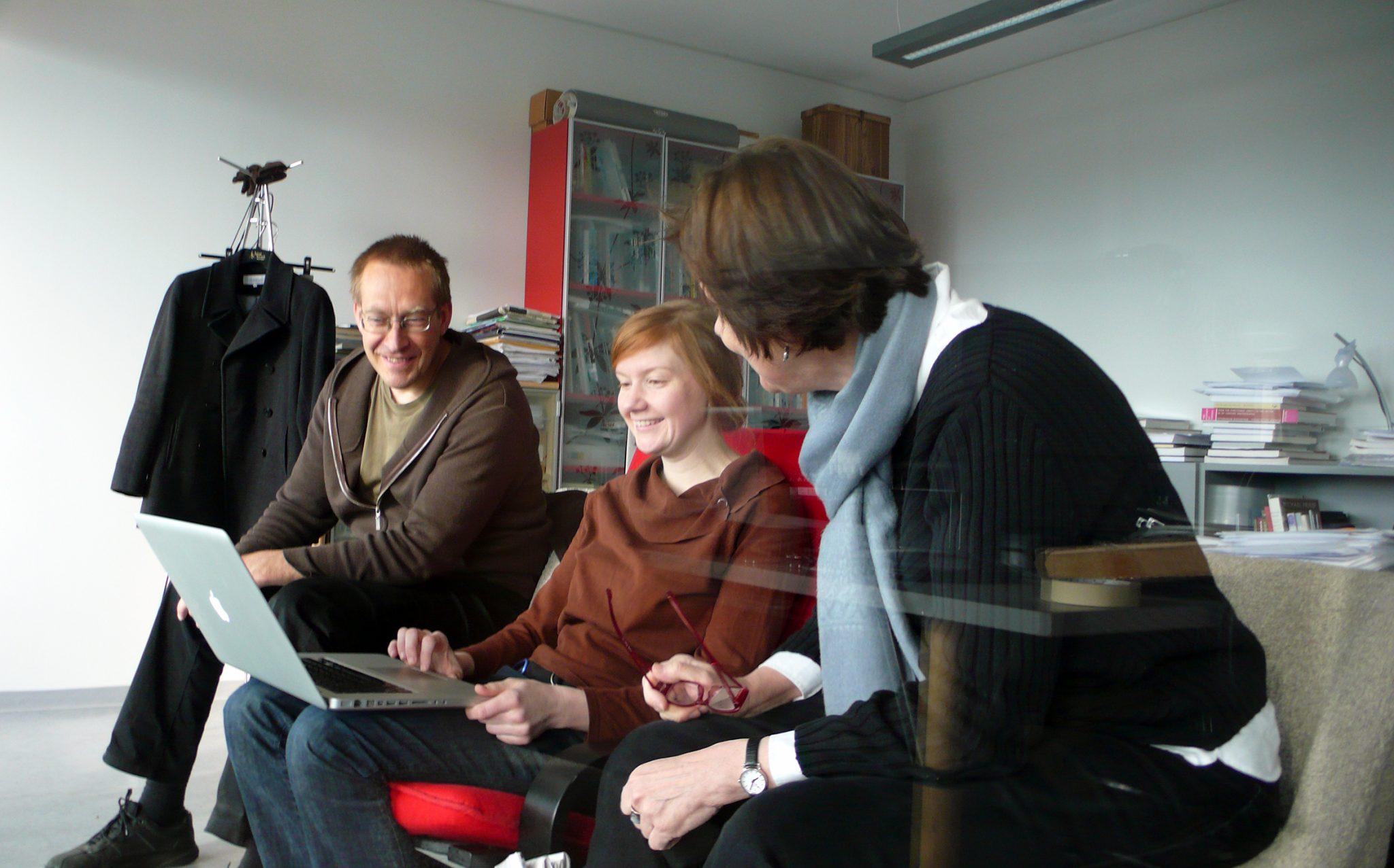 Organizers at work 2012