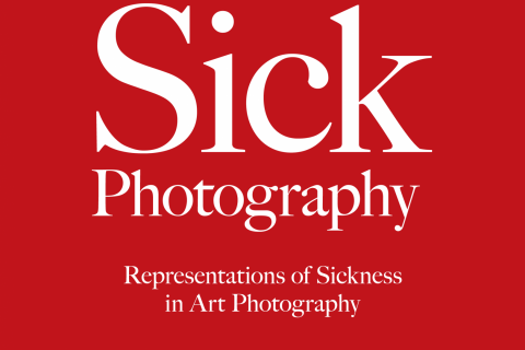 Book cover titled Sick Photography by Maija Tammi