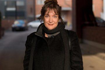 Marjaana Kella gives a talk at Tate Modern Conference