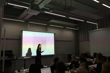 Thesis presentations autumn 2018!